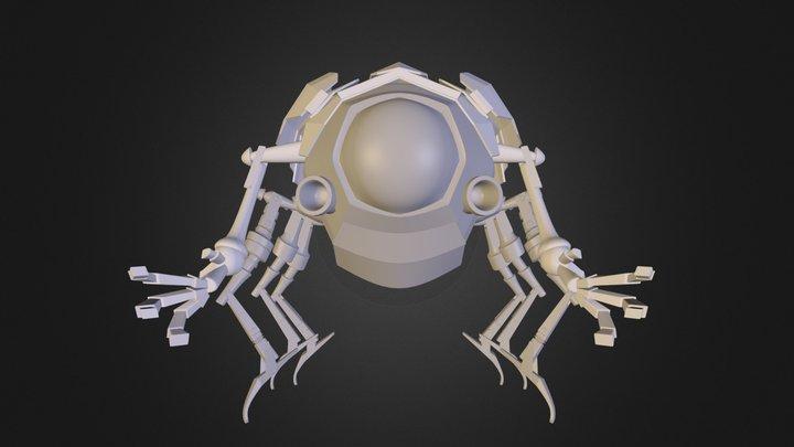 fleabot_sketchfab.blend 3D Model