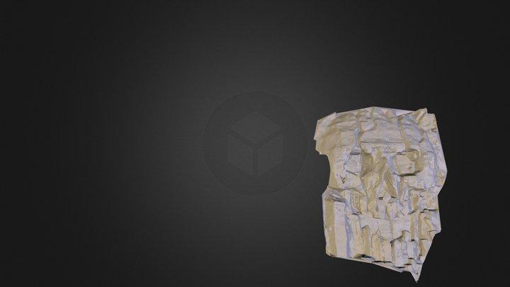 face2.obj 3D Model