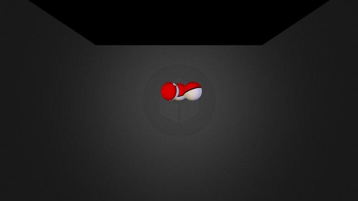 pokeball web.dae 3D Model