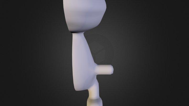 yoshi4.blend 3D Model