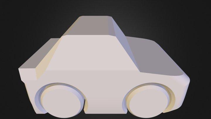 car1.stl 3D Model