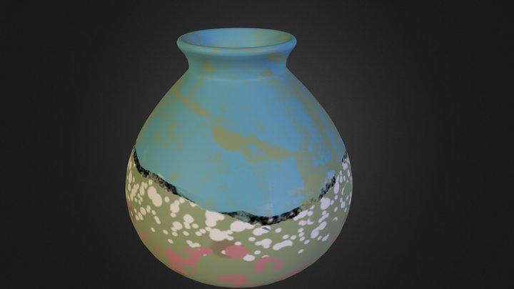 Vase.obj 3D Model