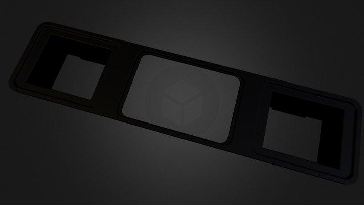blende15.stl 3D Model
