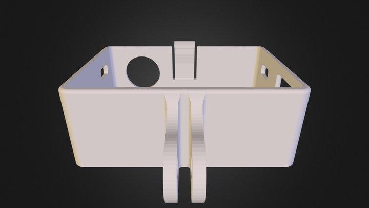 GoProFrame2.2.stl 3D Model