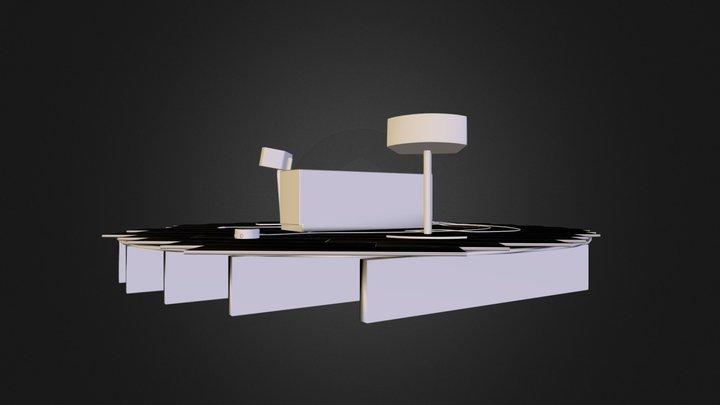 Bose.obj 3D Model