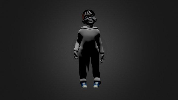 Michael V1 3D Model