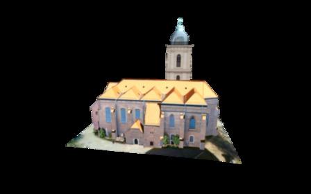 Jadwiga 3D Model