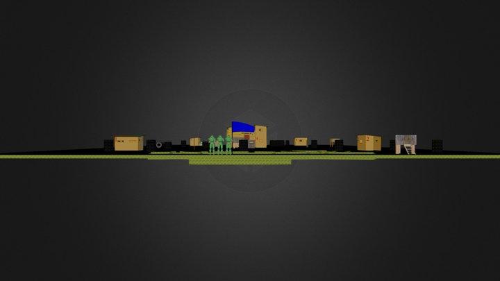 Klassik.kmz 3D Model