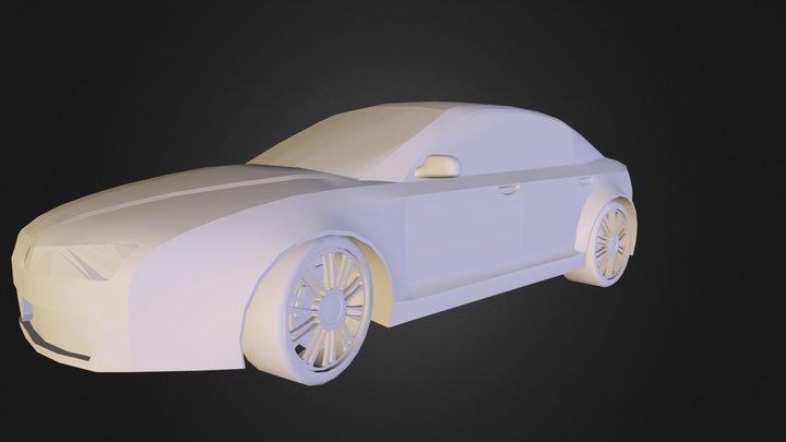 alfa_159_mod 3D Model
