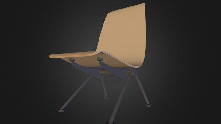 Antony chair 3D Model