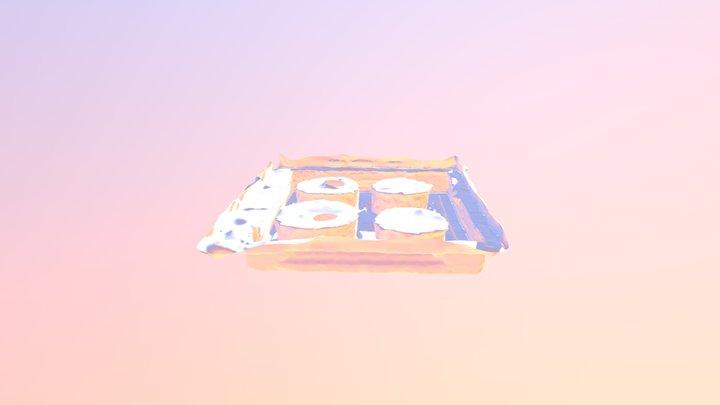 mensa2_pulito.fbx 3D Model