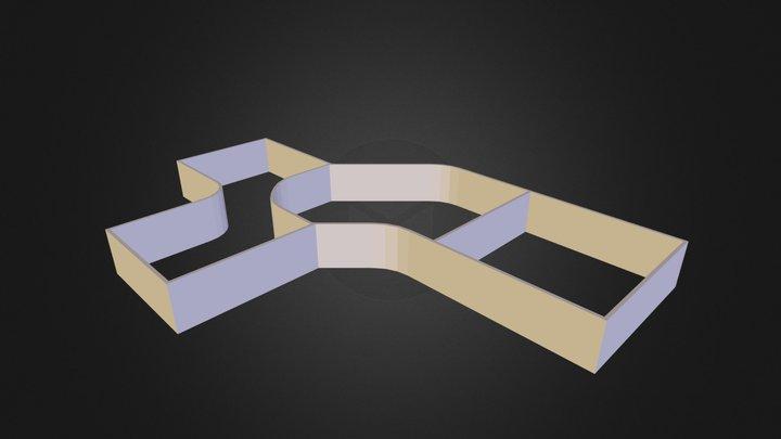 Architectural Plan.stl 3D Model