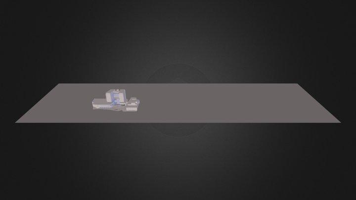 PRSNA HQ.3DS 3D Model