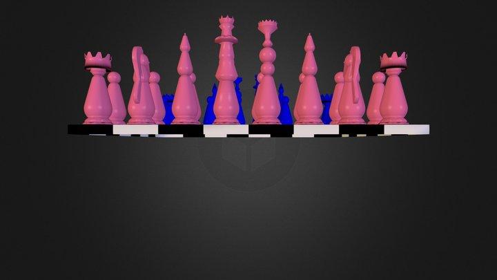 Group 1.3ds 3D Model
