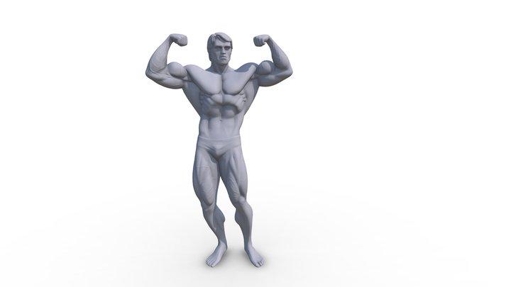 Arnie_Scan 3D Model
