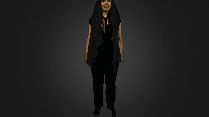 Jody 3D Model