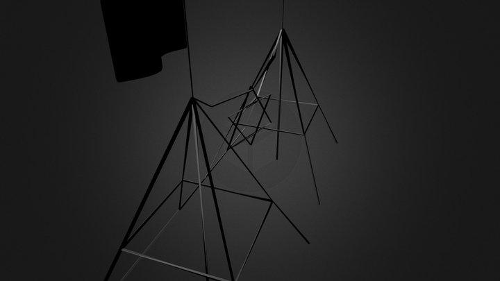 Sagi 3.blend 3D Model