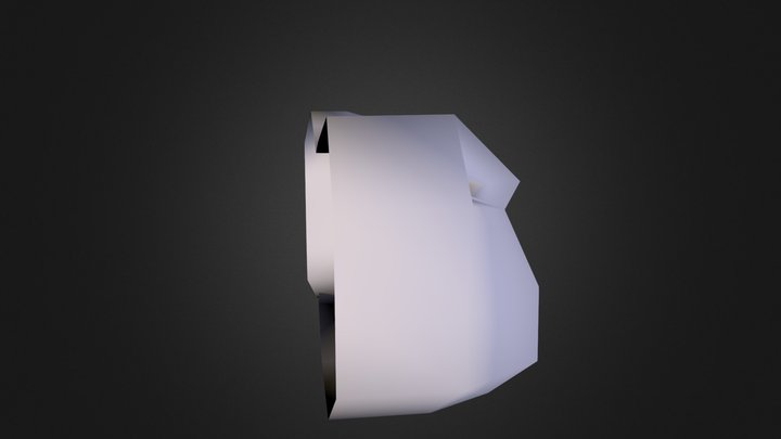 untitled.obj 3D Model