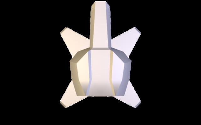Turret.obj 3D Model
