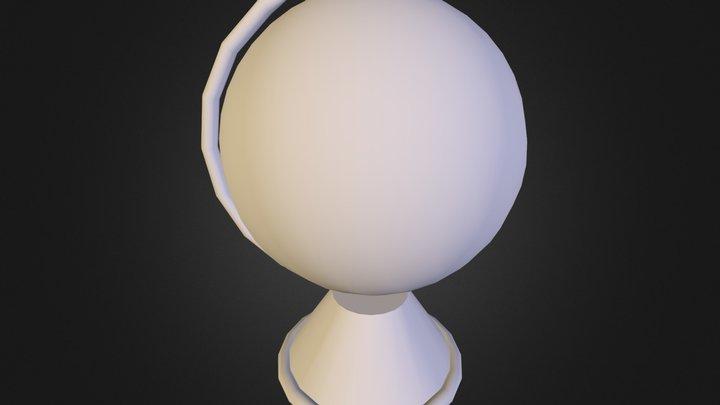 globe.obj 3D Model