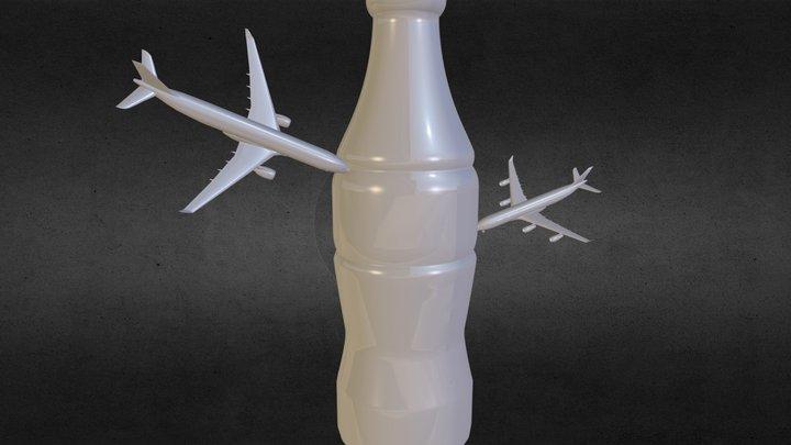 KissOuPresque.obj 3D Model