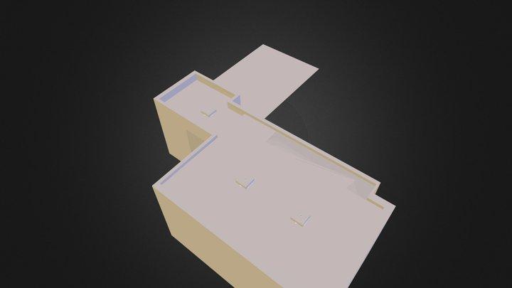 QUARTO__01_FRANCISCA.3ds 3D Model