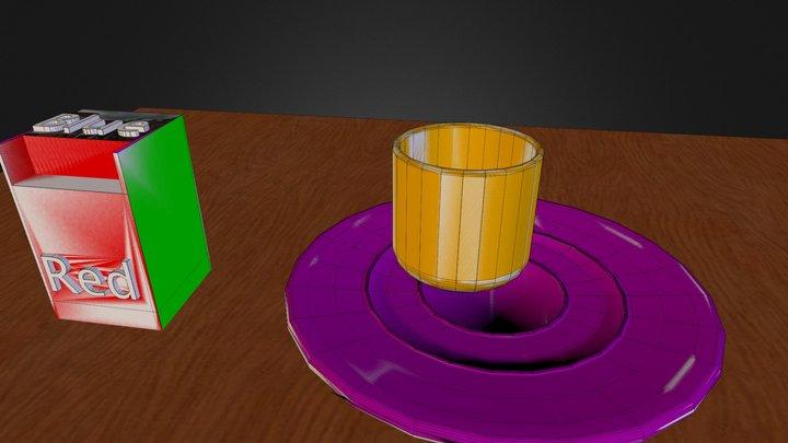bluecube.zip 3D Model