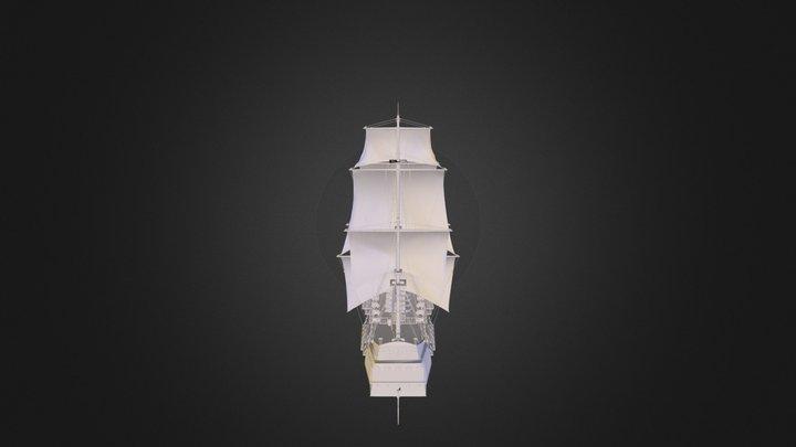 black_pearl 3D Model