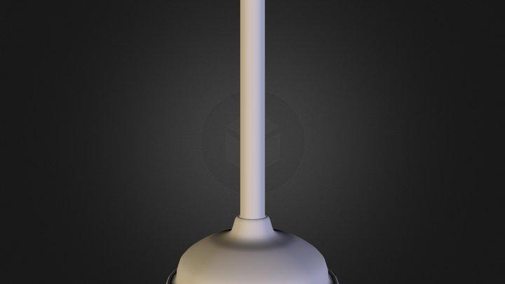 puempel.obj 3D Model
