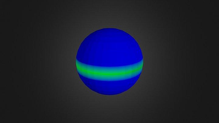 sphere.osg 3D Model
