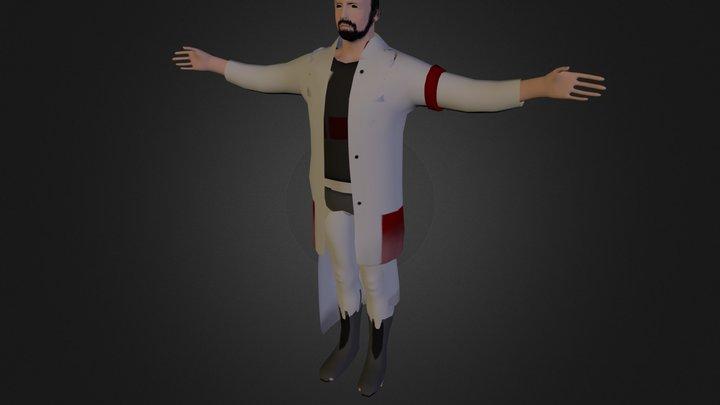 3dcoatmedic.obj 3D Model