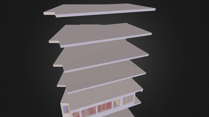 1_atelier1MODEL2.dae 3D Model