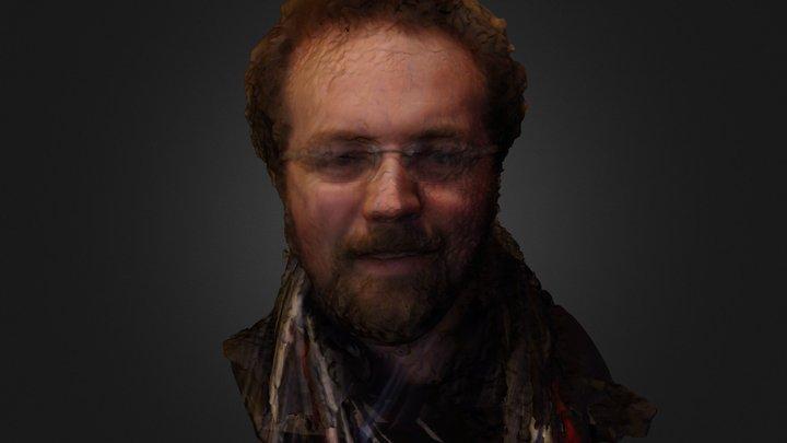 Portrait 3D 3D Model