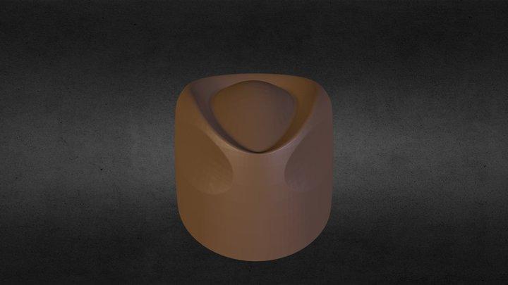 adler_block_01.STL 3D Model