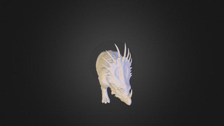 styracosaurus_textur 3D Model