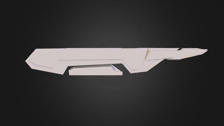 sf.obj 3D Model