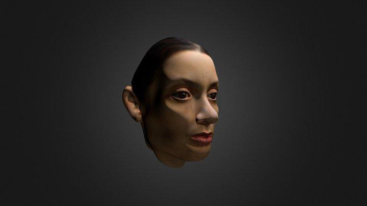 Gaelle_034 3D Model