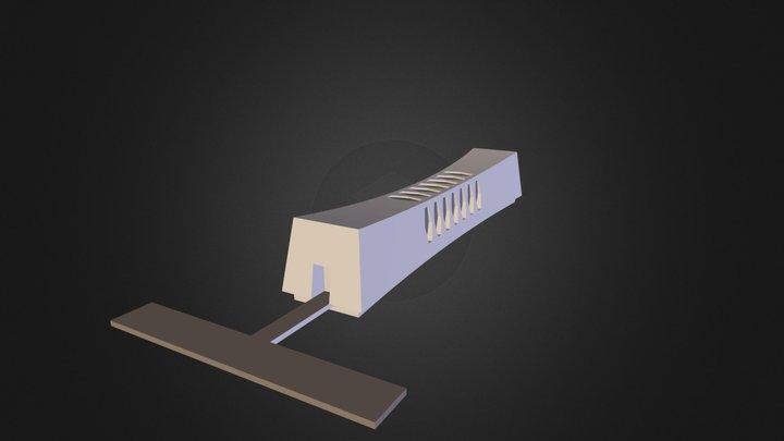 USSArizonaMemorial.dae 3D Model