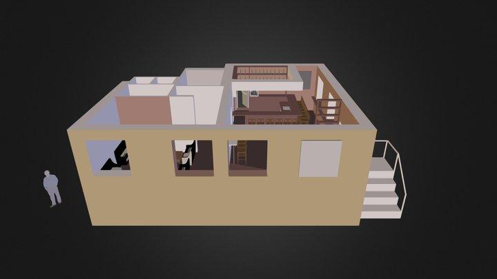 bkwsk.3ds 3D Model