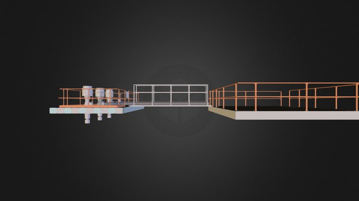 dock_nobackgrounds.dae 3D Model