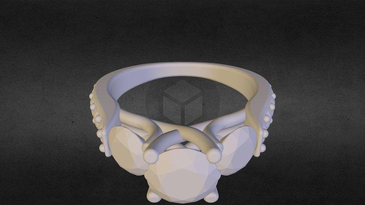 Ring.obj 3D Model