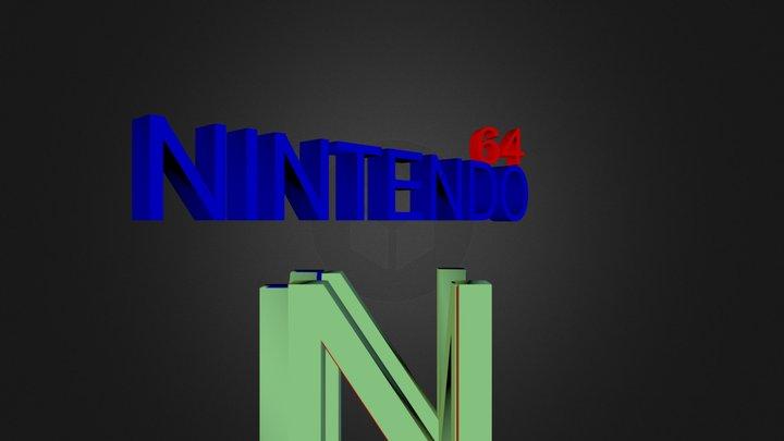 nintendo_unity.3ds 3D Model