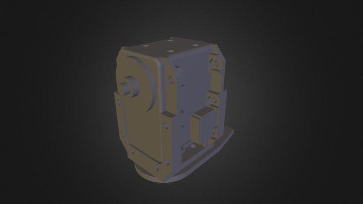 servo.stl 3D Model