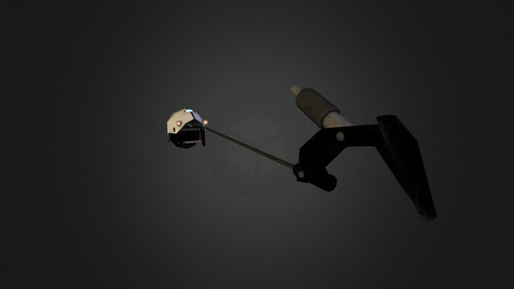 Apature Grapple Device A.G.D. 3D Model