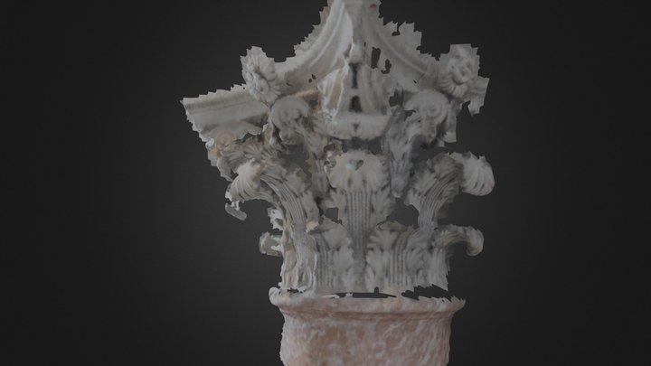 MeshKapitellcleaner.ply 3D Model
