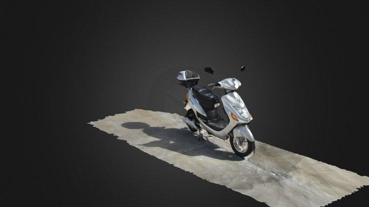 Scooter Guewer 2000 watts~.zip 3D Model