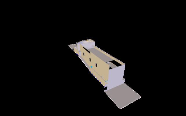 Jurumirim 3D Model