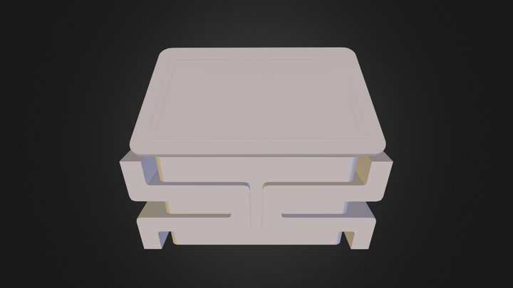 Magic Tabletop.obj 3D Model
