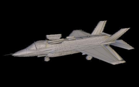 F35B 3D Model