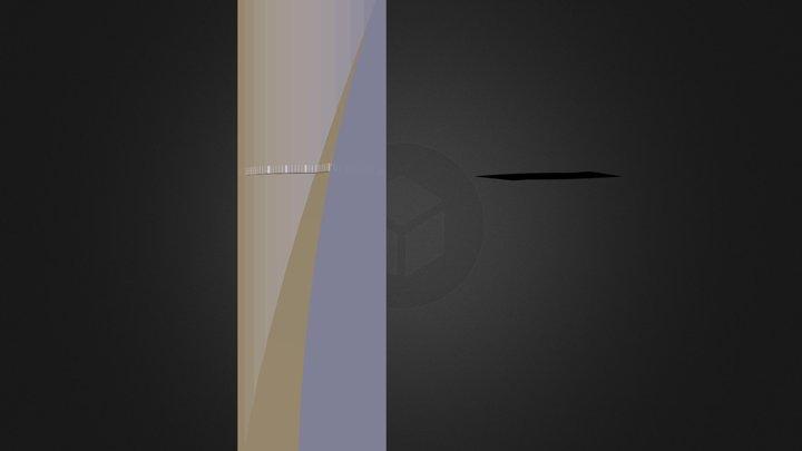 TorreEspacio_01.x 3D Model